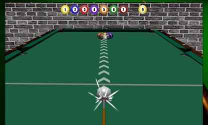 Captura 4 de Real Pool Billiard Snooker 3D para windows