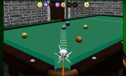 Captura de Pantalla 1 de Real Pool Billiard Snooker 3D para windows