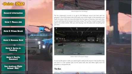 Captura 3 de Guide For GTA V Online para windows
