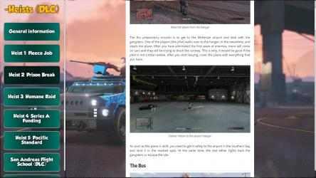 Captura de Pantalla 6 de Guide For GTA V Online para windows