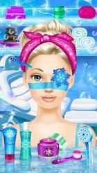 Captura 8 de Ice Queen - Dress Up & Makeup para android