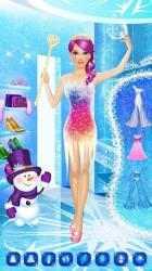 Captura de Pantalla 10 de Ice Queen - Dress Up & Makeup para android