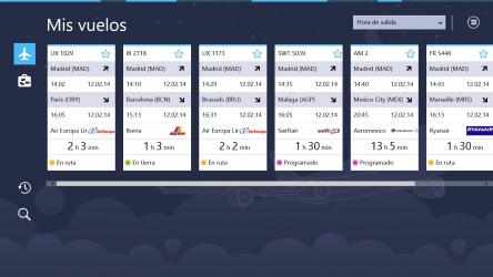 Captura de Pantalla 9 de FlightHero Free para windows
