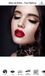 Captura 2 de Makeup 365 - Beauty Makeup Editor-MakeupPerfect para android