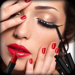 Screenshot 1 de Makeup 365 - Beauty Makeup Editor-MakeupPerfect para android