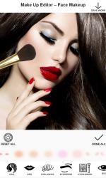 Captura de Pantalla 8 de Makeup 365 - Beauty Makeup Editor-MakeupPerfect para android