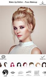 Captura 3 de Makeup 365 - Beauty Makeup Editor-MakeupPerfect para android