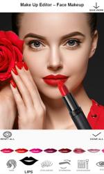 Captura 5 de Makeup 365 - Beauty Makeup Editor-MakeupPerfect para android