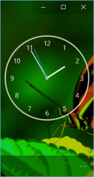 Screenshot 6 de Nightstand Analog Clock para windows