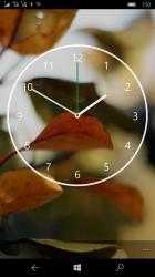 Screenshot 1 de Nightstand Analog Clock para windows