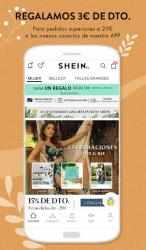 Captura de Pantalla 3 de SHEIN-Fashion Online Shopping para android