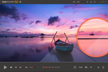 Screenshot 1 de GOM Player para windows