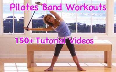 Captura de Pantalla 1 de Pilates Band Fitness para windows