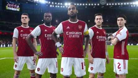Imágen 2 de eFootball PES 2021 SEASON UPDATE ARSENAL EDITION para windows