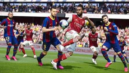 Imágen 3 de eFootball PES 2021 SEASON UPDATE ARSENAL EDITION para windows