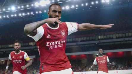 Captura 1 de eFootball PES 2021 SEASON UPDATE ARSENAL EDITION para windows