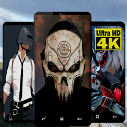 Captura 1 de HD FREE FIRE 4K WALLPAPERS para android