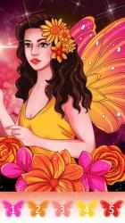 Captura 7 de Fairytale coloring book-Free paint by number para android