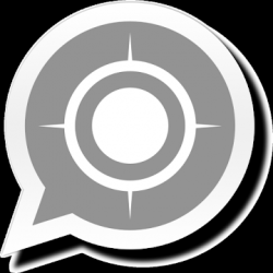 Screenshot 1 de GPS To Telegram Locator (FREE) para android
