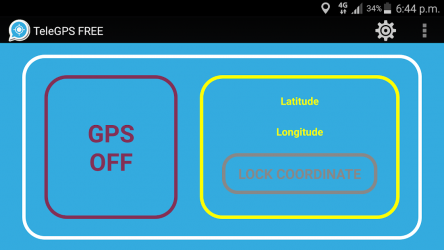 Imágen 10 de GPS To Telegram Locator (FREE) para android