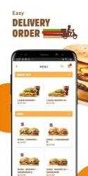 Captura de Pantalla 4 de Burger King Indonesia para android