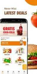 Captura 2 de Burger King Indonesia para android