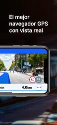 Captura de Pantalla 2 de Sygic Navegador GPS y Mapas para iphone