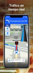 Captura de Pantalla 4 de Sygic Navegador GPS y Mapas para iphone