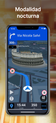 Captura de Pantalla 6 de Sygic Navegador GPS y Mapas para iphone