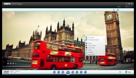 Captura de Pantalla 3 de Nero DVD Player para windows
