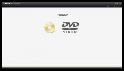 Captura 1 de Nero DVD Player para windows