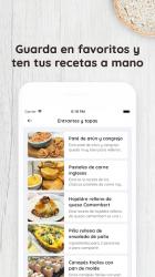 Captura 4 de Divina Cocina | Recetas fáciles, caseras y rápidas para android