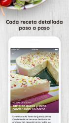 Screenshot 3 de Divina Cocina | Recetas fáciles, caseras y rápidas para android