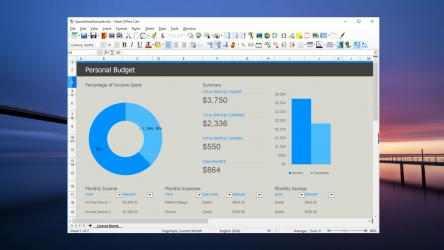 Imágen 1 de Neat Office - Word, Excel, PDF, Powerpoint alternative para windows