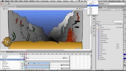 Captura de Pantalla 5 de Master Adobe Flash para windows