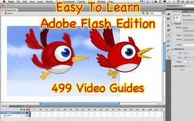 Captura de Pantalla 1 de Master Adobe Flash para windows
