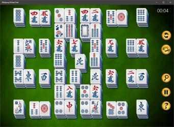 Captura de Pantalla 4 de Mahjong Deluxe Free para windows