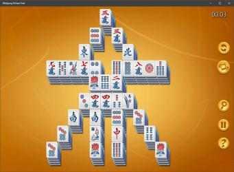 Captura de Pantalla 5 de Mahjong Deluxe Free para windows