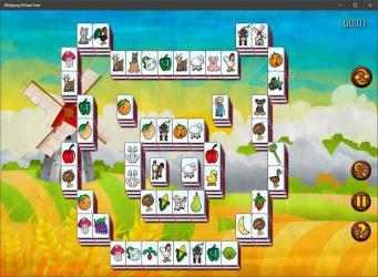 Captura de Pantalla 6 de Mahjong Deluxe Free para windows
