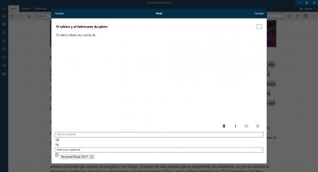 Screenshot 9 de Gospel Library para windows