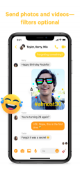 Captura de Pantalla 6 de Messenger para iphone