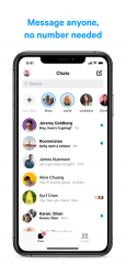 Captura 2 de Messenger para iphone