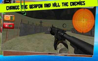 Screenshot 1 de Commando Mission: World War 2 para windows