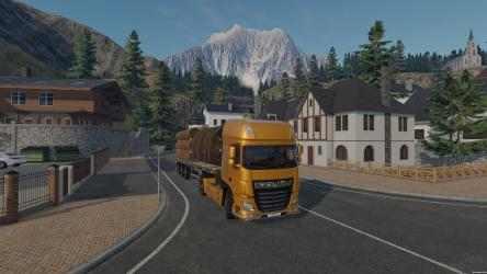 Captura de Pantalla 2 de Truck Driver para windows