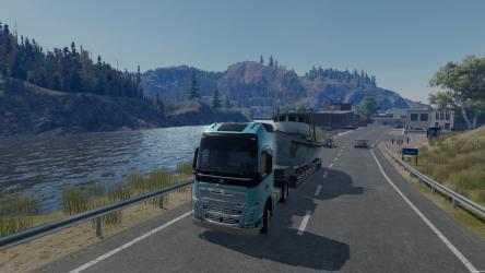 Captura de Pantalla 8 de Truck Driver para windows
