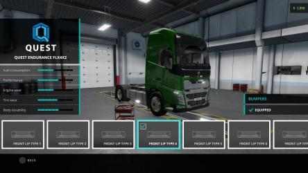 Captura de Pantalla 1 de Truck Driver para windows