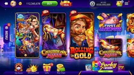 Captura de Pantalla 14 de DoubleU Casino - Vegas Style Free Slots para windows