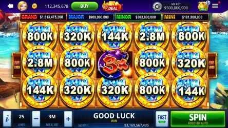 Captura 4 de DoubleU Casino - Vegas Style Free Slots para windows