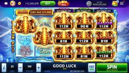 Screenshot 11 de DoubleU Casino - Vegas Style Free Slots para windows
