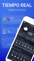 Imágen 2 de Widget de súper clima - Pronóstico del tiempo Pro para android